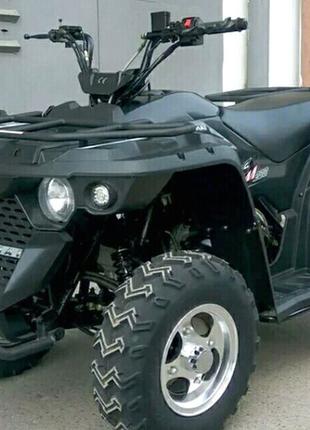 Квадроцикл Linhai-Yamaha M200.
