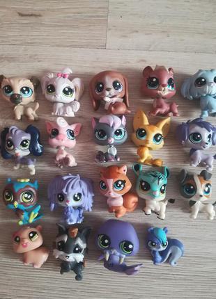 Фигурки,животные  LPS Hasbro.
