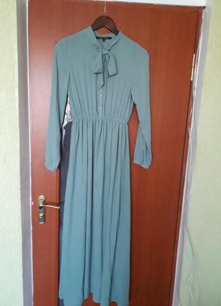Платье в пол s/m