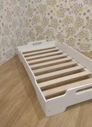Ліжечко дитяче, ліжко садік садок, набірне, кровать детская, кров