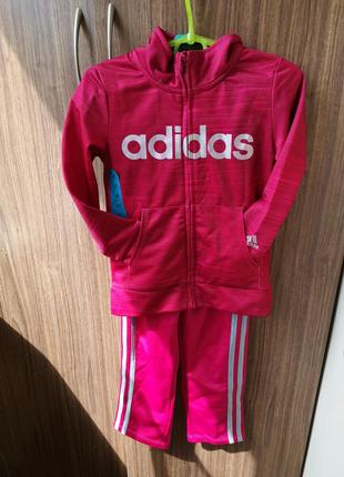 Костюм спортивный Adidas, оригинал