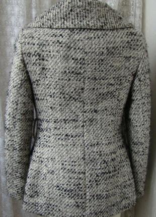 Пальто женское стильное демисезонное бренд marks&spencer р.44 ...