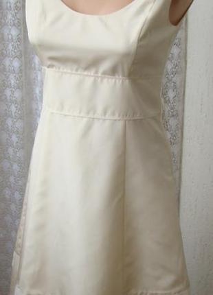 Платье женское нарядное выпускное элегантное мини бренд zero р...