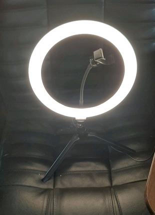 Кольцевая Led Лампа 26см