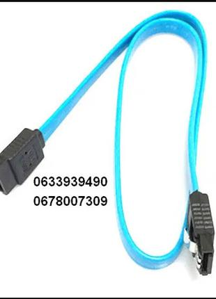 SATA III Flat Data Cable for SSD/HDD (100cm)