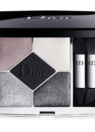 Палетка теней для век dior - 5 couleurs eyeshadow palette в от...