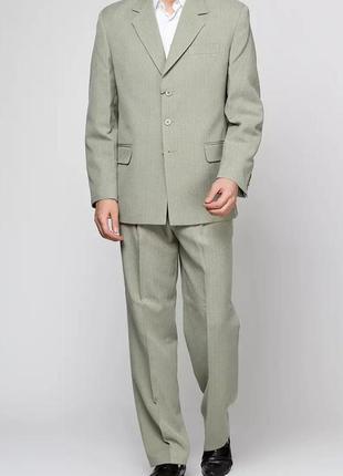 Мужской костюм (пиджак+брюки),р.48/188 см.замеры в описании,ра...