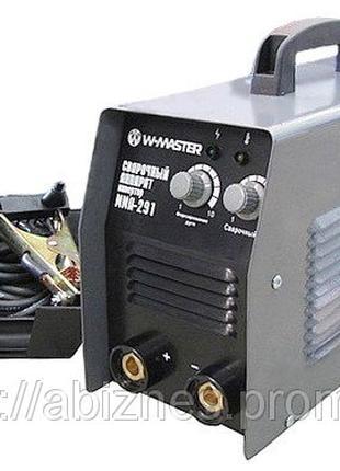 Сварочный инвертор W-Master MMA-291