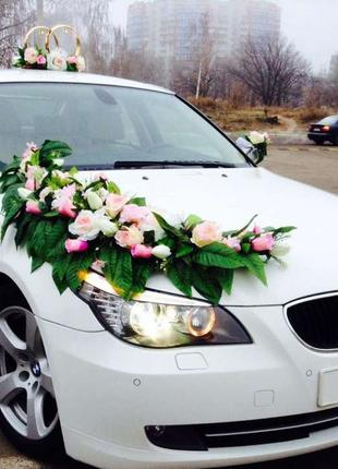 Аренда авто на свадьбу торжество