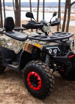Квадроцикл COMMAN Skorpion 200cc Бесплатная доставка