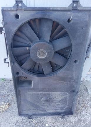 Вентилятор радиатора VW Sharan 1.9tdi 96-
