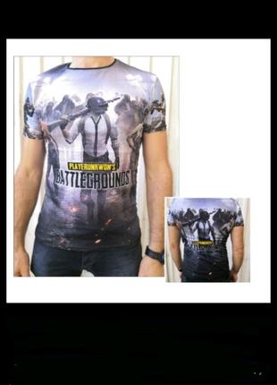 Мужская футболка 3д