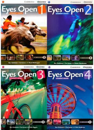 Eyes Open 1, 2, 3, 4 PDF