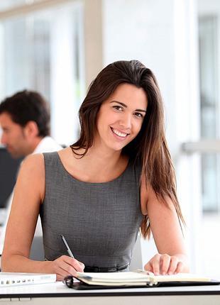 Жінка-консультант (робота онлайн)