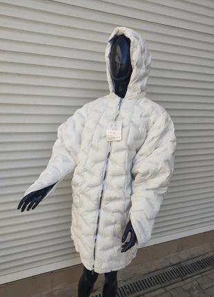Женская зимняя куртка трендовая модель