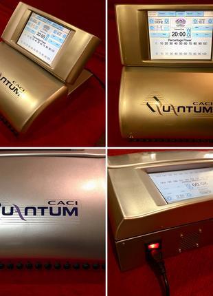 Косметологический аппарат CACI QUANTUM комбайн для лица и тела