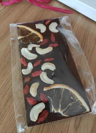 Шоколад без сахара ручной работы