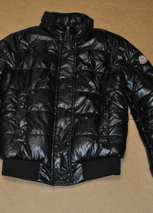 Moncler женский пуховик куртка монклер