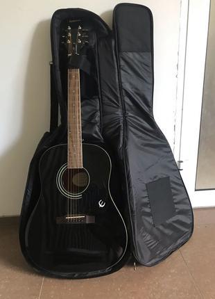 Акустическая гитара epiphone