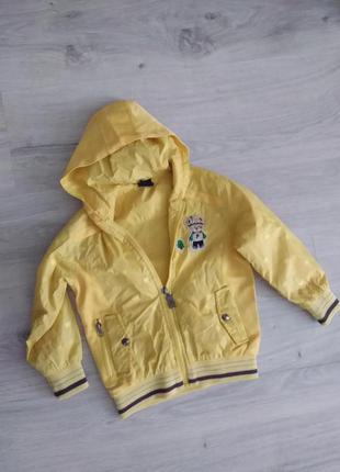 Вітровочка на дівчинку,куртка осінь весна.можлива знижка)