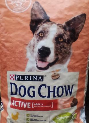 Purina (Пурина) Dog Chow (Дог Чау) Active - 14 кг.