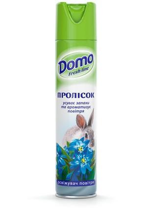Освежитель воздуха Domo Подснежник