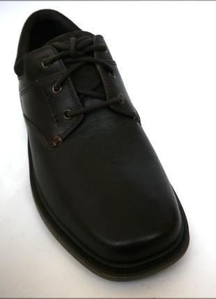 Мужские кожаные туфли merrell world т. кор. оригинал 41 42 43 47