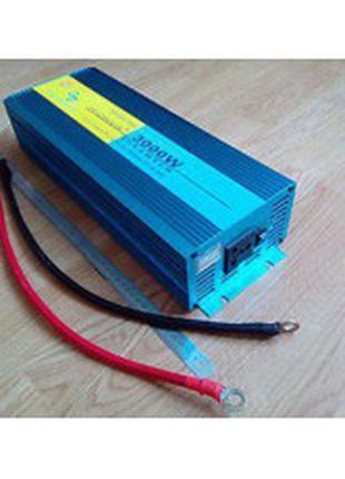 Инвертор IPOWER 12 - 220 В 3000 Вт чистый синус