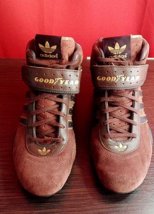 Goodyear Adidas кроссовки