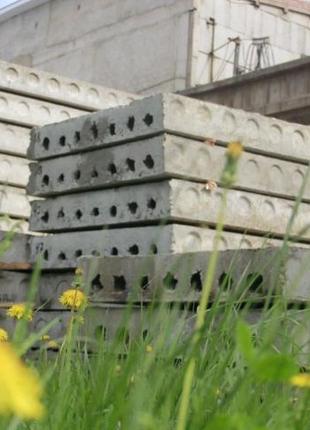 Плиты перекрытия! Панели бетонные! Фундаментные блоки!