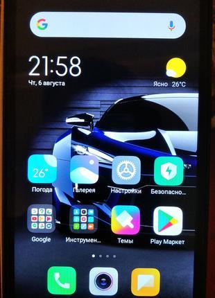 XIAOMI Redmi 4x 3/32GB Black