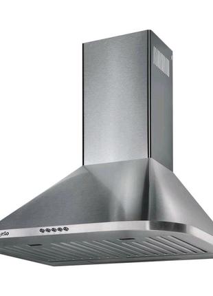 Купольна витяжка на кухню VENTOLUX MONACO 60 inox (800) Вытяжка