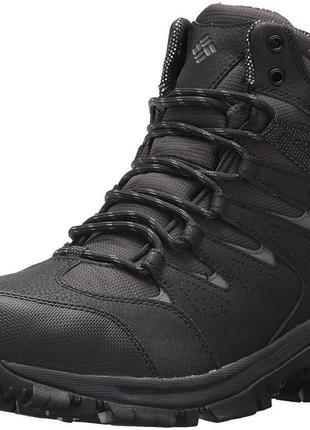 Теплые непром-ые ботинки columbia gunnison omni-heat оригинал США