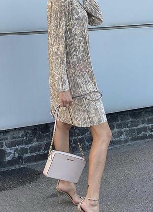 Стильное платье от бренда h&m