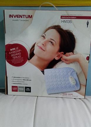 Электрическое грелка одеяло Inventum HN 135