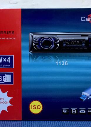 Магнитола / автомагнитола 1136 / Sony