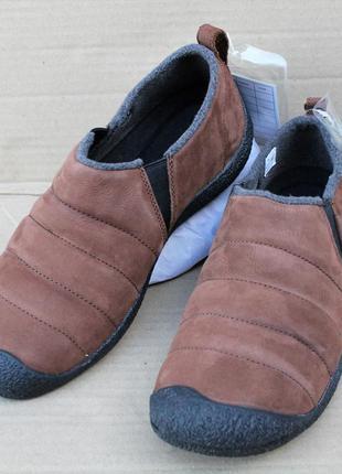 Ботинки низькі слипери keen howser ll leather m оригінал верх ...