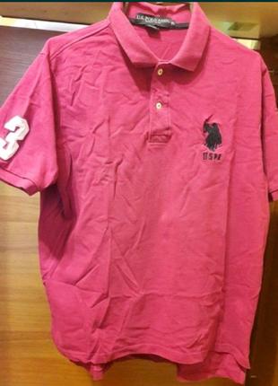 Рубашка, поло, U.S. POLO ASSN