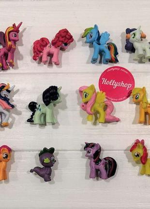 Набор фигурок Май Литл Пони My little pony фигурки Пони