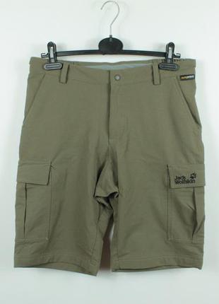 Шикарные оригинальные шорты jack&wolfskin flexshild softshell ...
