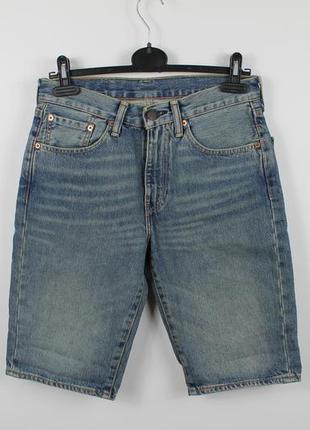 Оригинальные джинсовые шорты levis 505