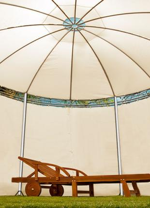 Шатер павильон Toscana круглый 3,5м