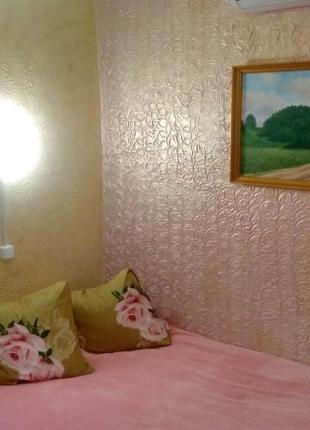 Здається кімната з кондиціонером - двох спальна кровать