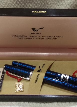 Набір ручок Haleina 005 ручка кулькова перова gb/t4306-92 qb/t165