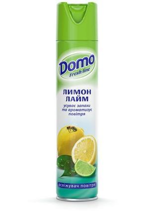 Освежитель воздуха  Domo «Лимон-лайм»