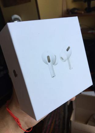 наушники AirPods Pro Apple беспроводные