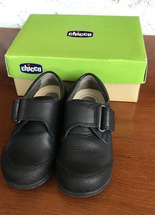 Туфли, ботинки Chicco 24 размер, кожа (ECCO, Geox, Timberland)