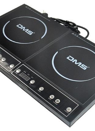 Индукционная Плита 2-Х Комфорочная DMS