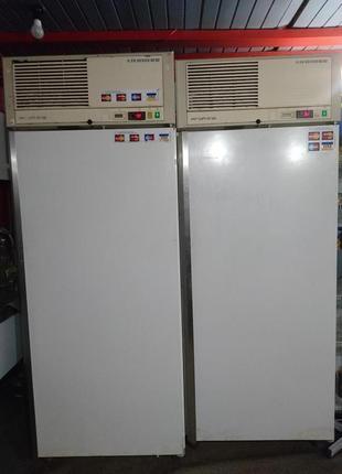 Холодильник и морозильная камера Либхер