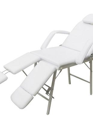 Педикюрное Косметологическое Кресло Кушетка Массажный DS PK140